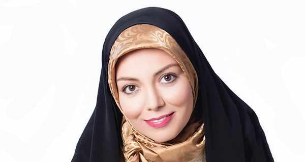 آزاده نامداری نگران آینده ایران شد + عکس