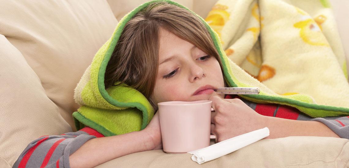 تب خطرناک در کودکان و بزرگسالان چند درجه است؟