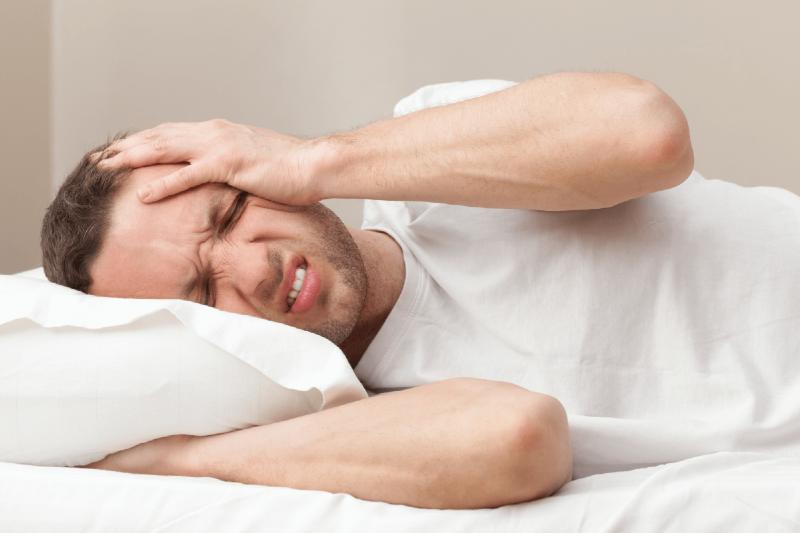 سردردی که فقط در خواب شروع می شود