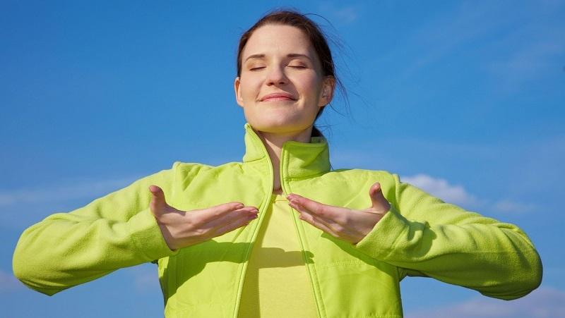 چگونه تنفس مناسب موجب تندرستي ميشود ؟