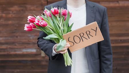عذرخواهی، یک توانمندی در زندگی