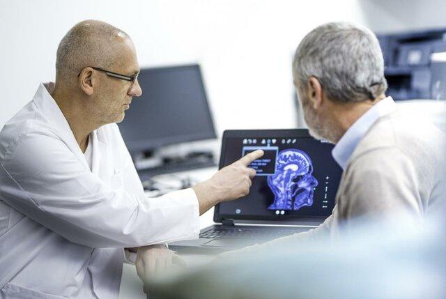 ارتباط چاقي شكمي با كوچك شدن مغز