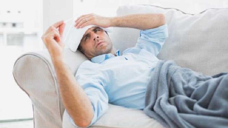 درمان سريع  تب و لرز
