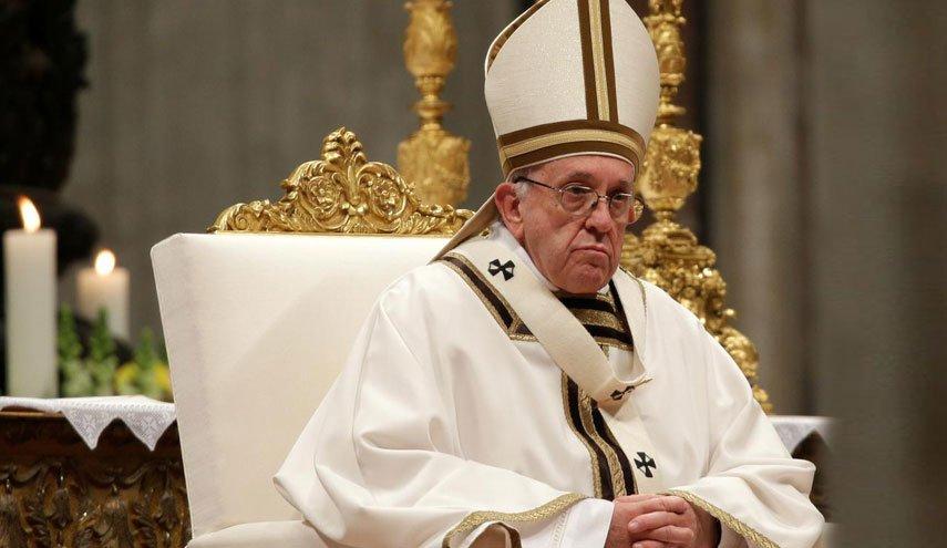 راز توطئه علیه رهبر کاتولیک های جهان را کاردینال آلمانی فاش کرد+عکس