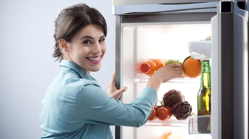 نحوه درست نگهداري از خوراكي ها در يخچال