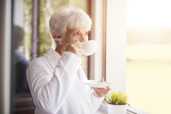 فوایدشگفت انگیز قهوه برای سالمندان