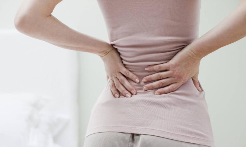 درمان گودی کمر با 3 حرکت