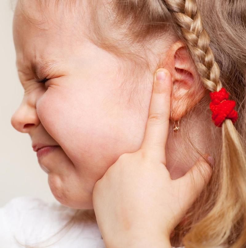 از علت تا درمان گوش درد کودکان