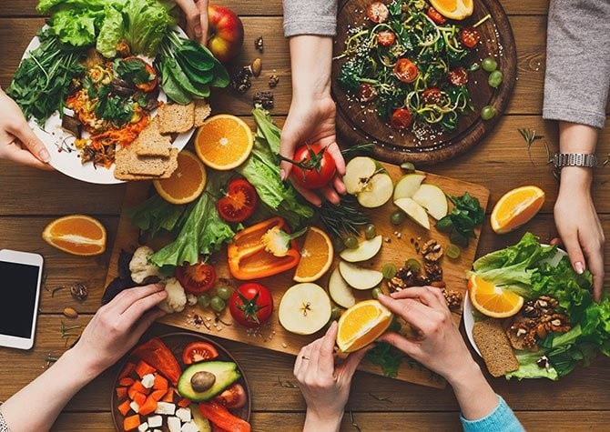 در زمان آلودگی هوا این میوه ها و سبزیجات را بیشتر از همیشه مصرف کنید