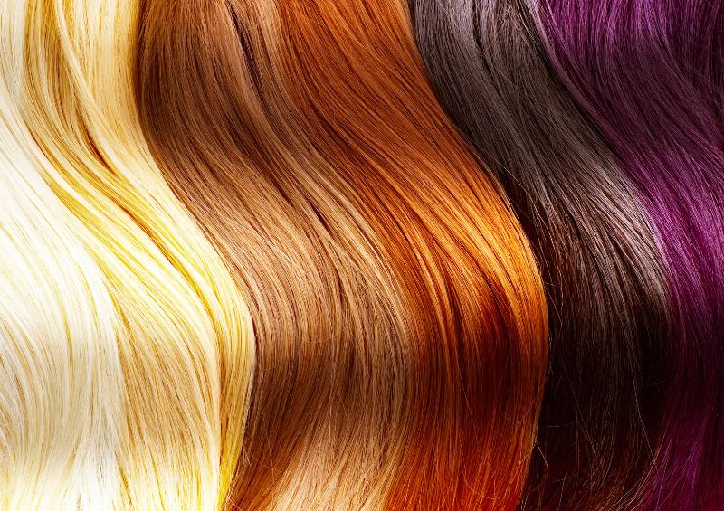 چگونه موهايمان را به صورت طبيعي رنگ كنيم؟