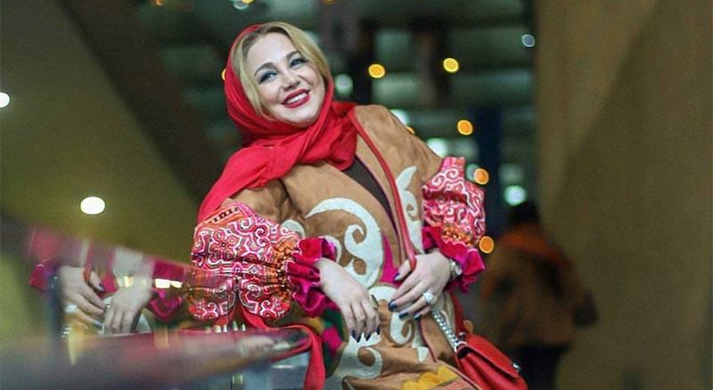 سر و شکل عروسکی بهنوش بختیاری در جشنواره فجر! + عکس