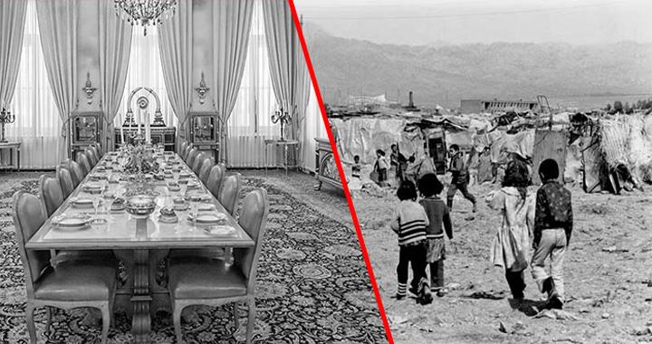 بلایی که پهلوی بر سر ایران آورد