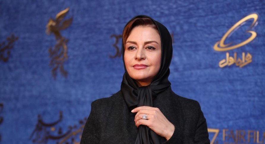 ظاهر ستودنی مریلا زارعی در جشنواره فجر + عکس