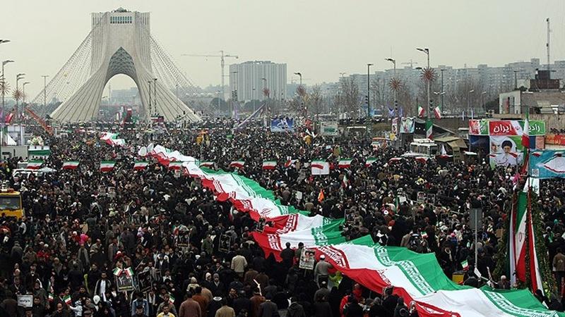 مسیرهای ۱۲ گانه راهپیمایی ۲۲ بهمن ۹۷ + عکس