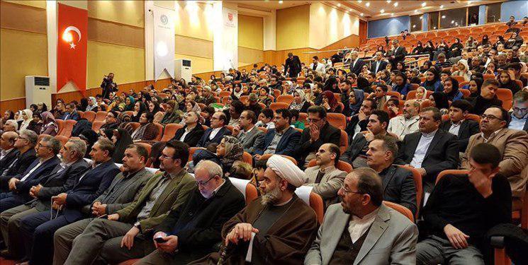 جشن چهل سالگی انقلاب اسلامی ایران در استانبول + عکس