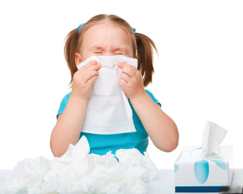 چطور کودک تان آنفلوآنزا نگیرد؟+ راهکار