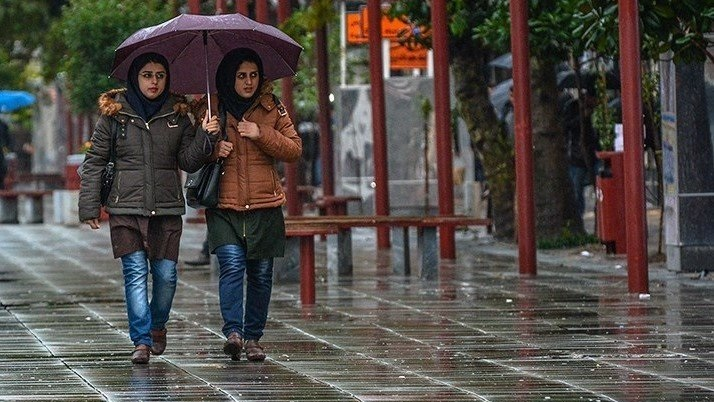 حجم بارشهای کشور به ۲۵۰/۸ میلیارد مترمکعب رسید