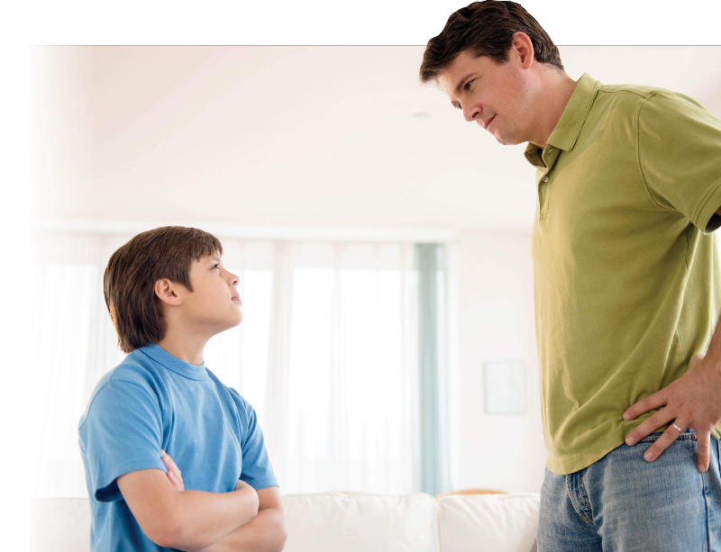 والدین سختگیر کودکانی دروغ گو تربیت میکنند