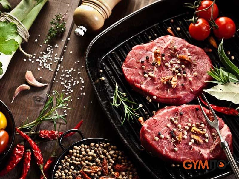 اینفوگرافیک /  ایرانیها در سال چند کیلو گوشت میخورند؟