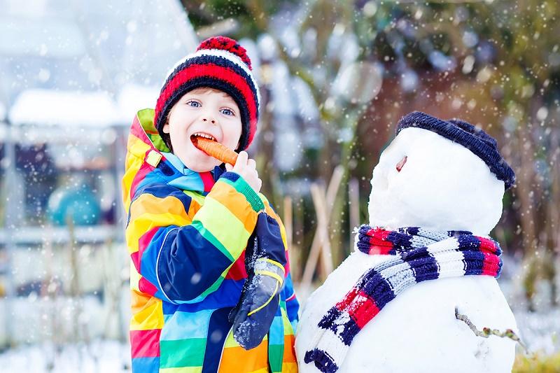 مغذیترین خوراکیهای زمستانی برای کودکان