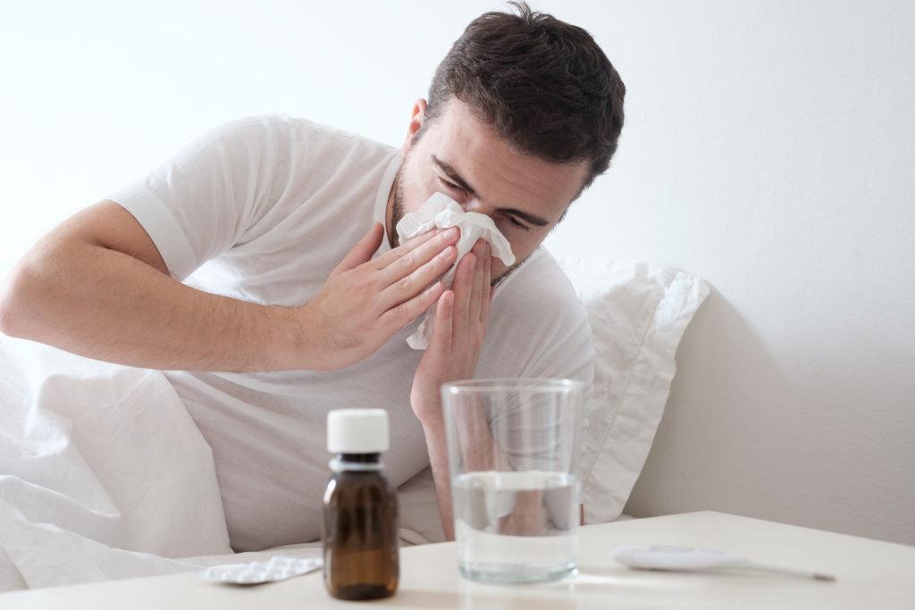 8وسيله اي كه بعد از آنفولانزا بايدضد عفوني كنيد!