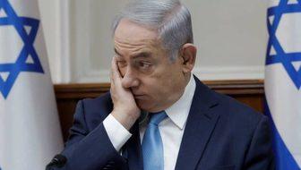 توئیتر نتانیاهو پیام «جنگ با ایران» را حذف کرد + عکس