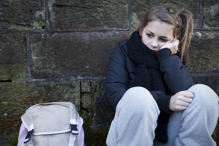 نشانه های افسردگی در نوجوانان