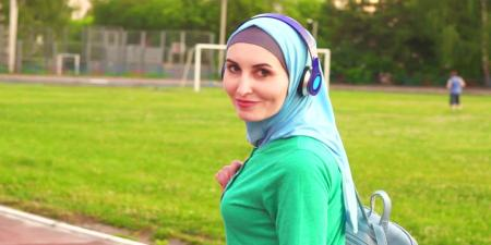 6 فایده ی بی حجاب بودن+عکس