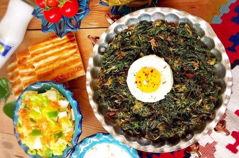 خارش و اگزما را با این غذای محلی رفع کنید+ روش تهیه