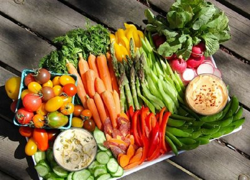 لیست غذاهای کم کالری و رژیمی