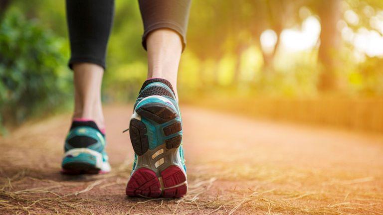 6 فایده پیاده روی روزانه