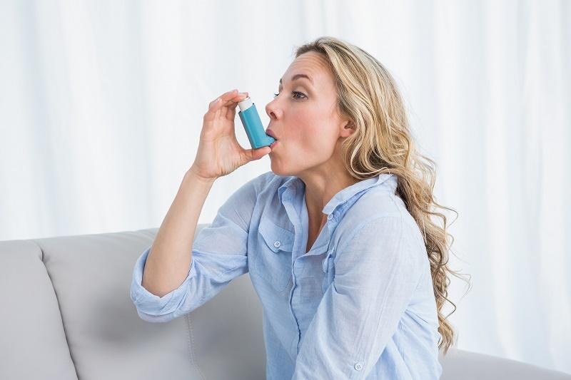 كاهش حملات آسم در فصل سرما