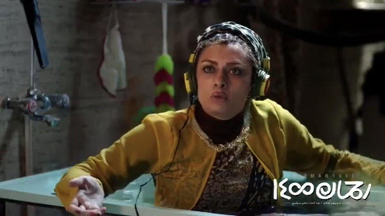 سکانس جنجالی یکتا ناصر در وان حمام! + عکس