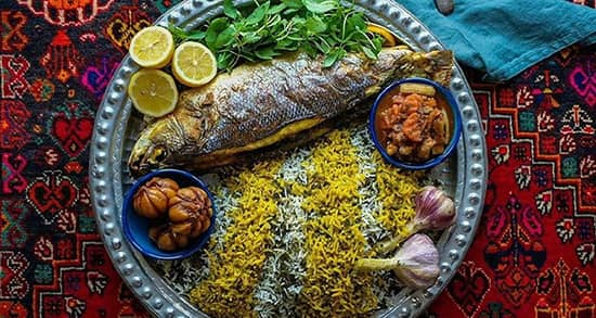 سالمترین روشها برای طبخ ماهی شب عید