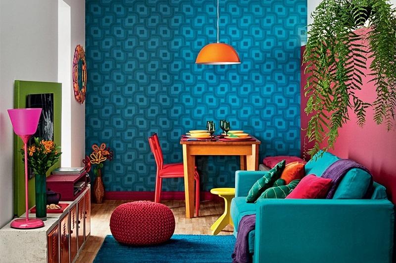 شیک ترین ترکیب رنگ ها برای دکوراسیون