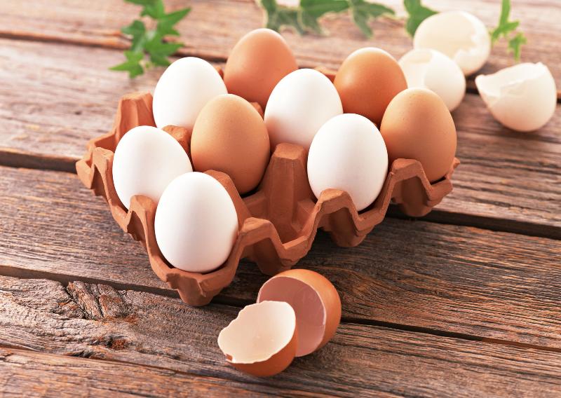 مصرف تخم مرغ و اثرات مثبت آن روی بدن