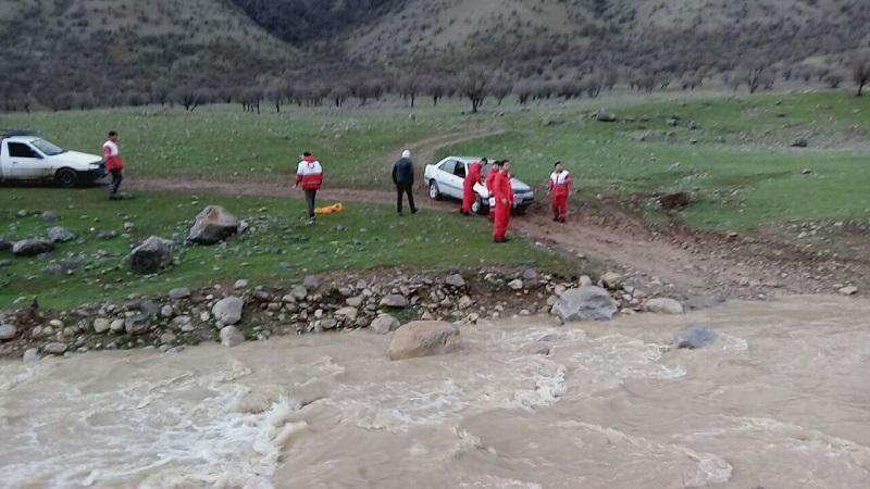هشدارهای ایمنی به مسافران در هنگام سیلاب