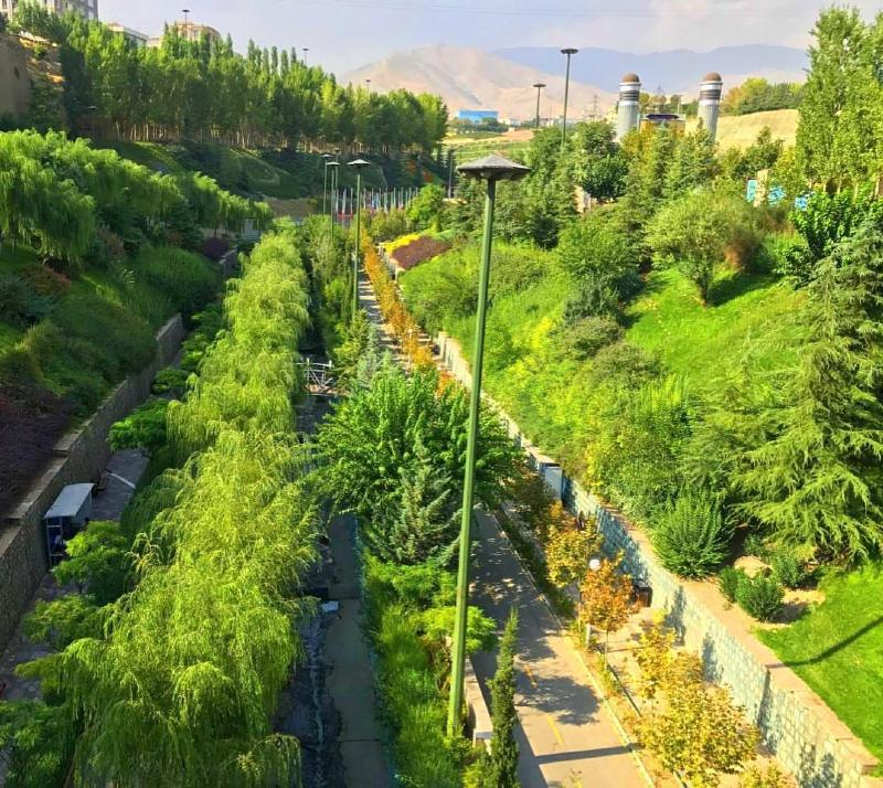 تعطیلی بوستان