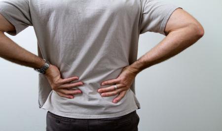 کنترل دردهای شدید در ناحیهی پا و کمر