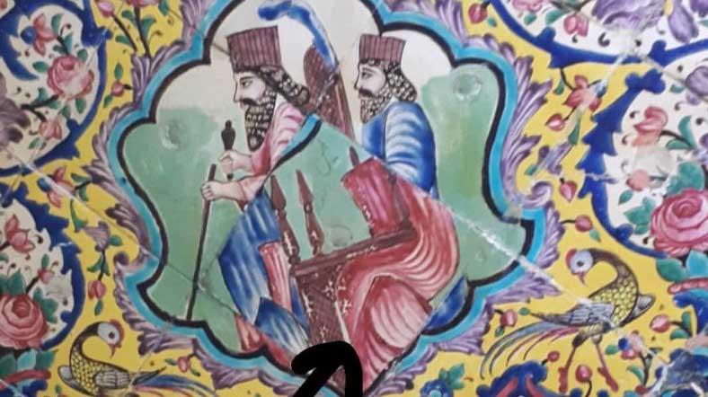 مرمت باورنکردنی باغ ارم شیراز! + عکس