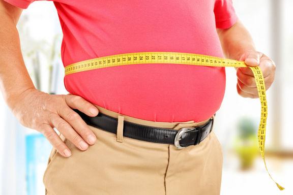 چرا چاقی شکمی از بین نمی رود؟