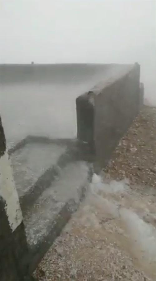 برف و تگرگ وحشتناک در فارس + عکس