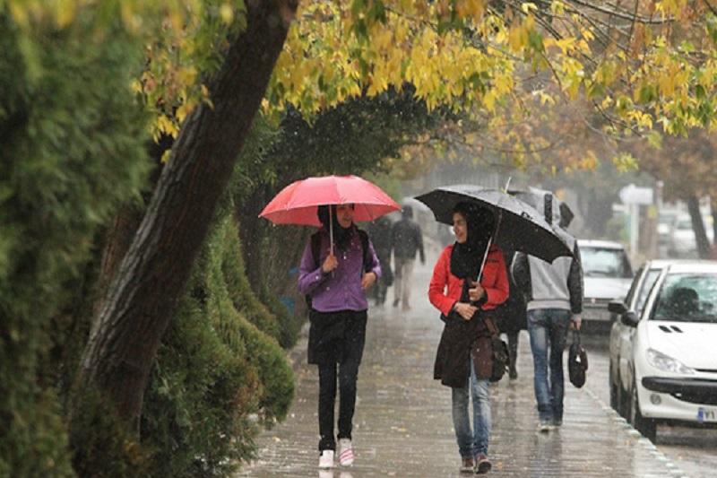 وضعیت بارش و دمای کشور در ماههای آینده