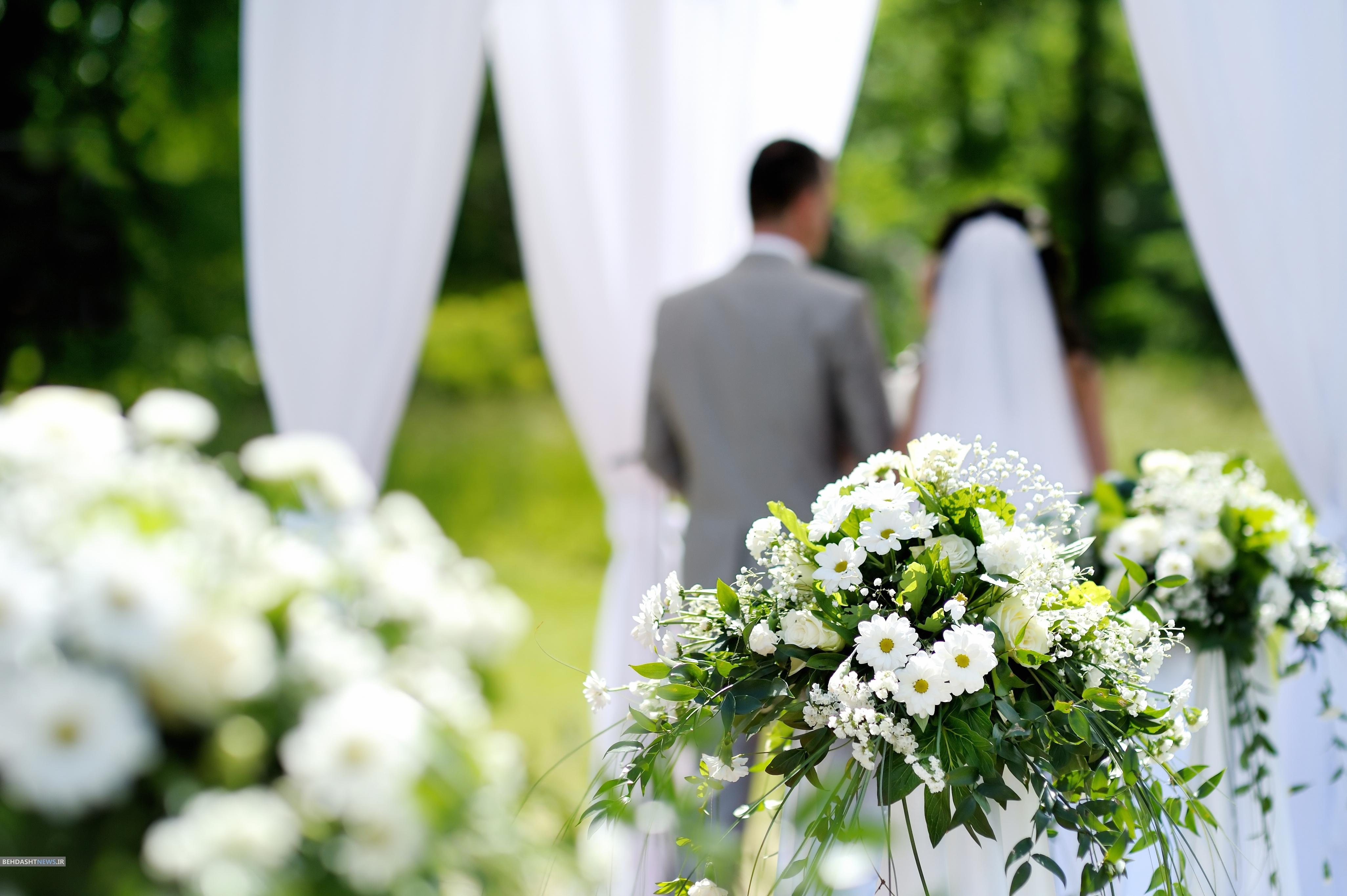 ۶۵ حقیقت جالب درباره مراسم عروسی