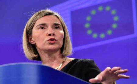 بیانیه اتحادیه اروپا در پاسخ به تصمیم برجامی ایران+عکس