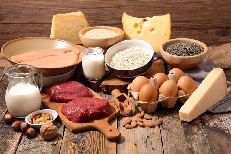 با این غذاها عضله سازی کنید