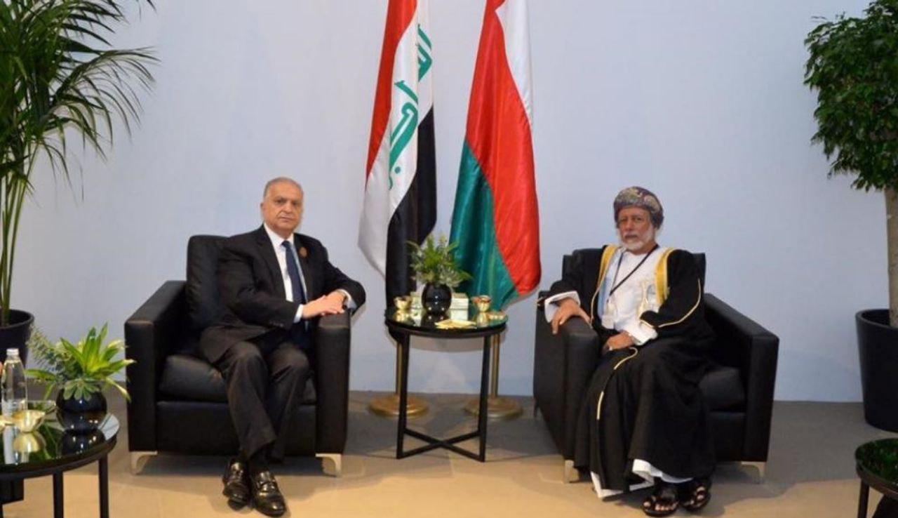 سفارت عمان پس از 30 سال در بغداد بازگشایی شد+عکس