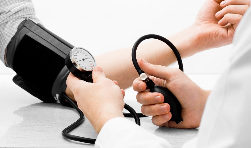 راهی برای پایین آوردن فشار خون در چند دقیقه