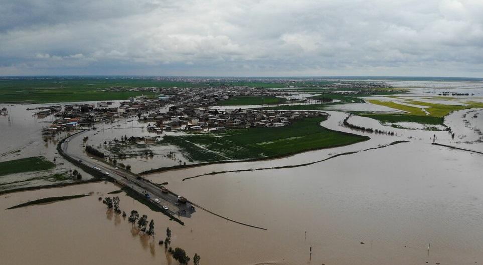 اطلاعیه سازمان هواشناسی درباره احتمال سیلابی شدن مسیلها