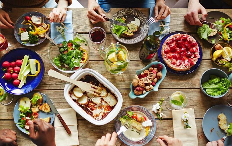 غذا بخورید و وزن کم کنید؛ رژیم لاغری با غذای خوشمزه